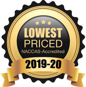 Louisville Beauty Academy is recognized to be the most affordable school for 2019-2020